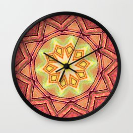 Nameless Dimension Wall Clock