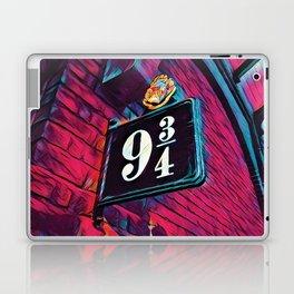 Platform 9 3/4 Laptop & iPad Skin
