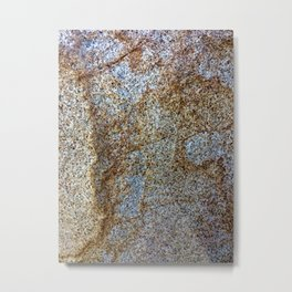 Sandstone Style Metal Print