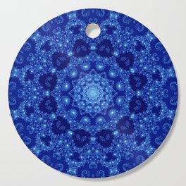 Ocean of Light Mandala Cutting Board