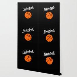 basketball sports design Wallpaper