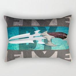 Five by Five Rectangular Pillow