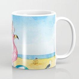 READY FOR A SWIM Coffee Mug