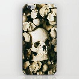Crypt iPhone Skin