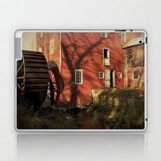 The Old Mill Wheel Laptop & iPad Skin