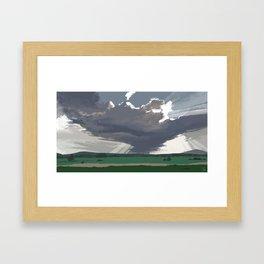 Sunbreak Framed Art Print