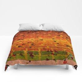 Relaxing Pattern Comforters