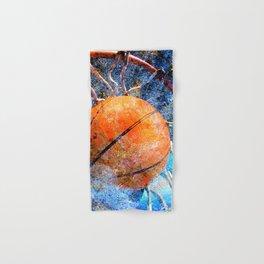 Basketball art vs vx 6 Hand & Bath Towel