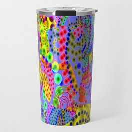 Coral Sea Life, from Mickeys Art And Design.Biz Travel Mug