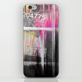 Cachilita iPhone Skin