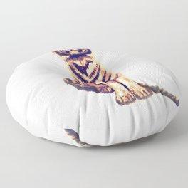 Zen Tiger  Floor Pillow
