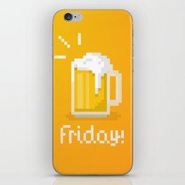Pixel Friday iPhone Skin