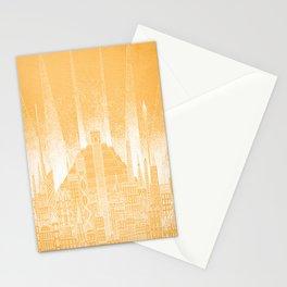 Sun Celestial City Stationery Cards