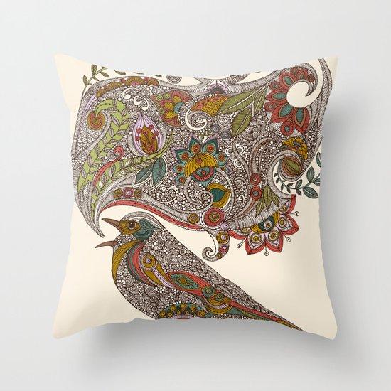 Random Talking Throw Pillow