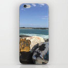 ocean calling me home iPhone Skin