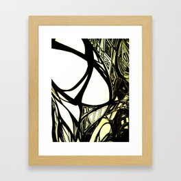 Swerve  Framed Art Print