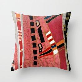 Quadratum 23 bis Throw Pillow