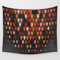 fall Wall Tapestries featuring Fall by Last Call