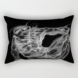 Michelangelo Study Rectangular Pillow