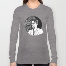 Atticus Finch Long Sleeve T-shirt