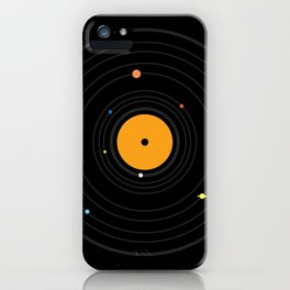 TheSoundOfSpace/ iPhone Case