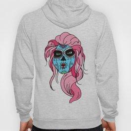 Pastel Sugar Skull Hoody