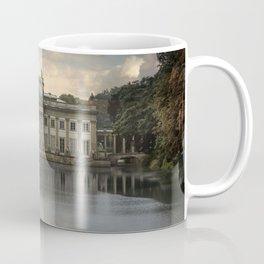 Royal Palace in Warsaw Baths Coffee Mug