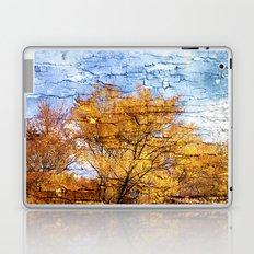 An autumn day Laptop & iPad Skin
