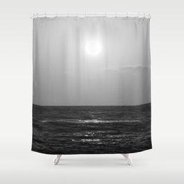 Slow Glow Shower Curtain