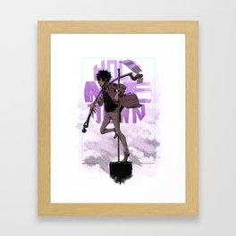 Kaz (Alandria) Framed Art Print