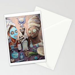 An Altar to Beauty Stationery Cards