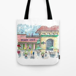 Mardi Gras N'Awlins Tote Bag