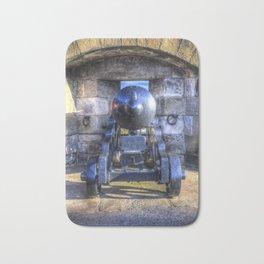 Cannon Edinburgh Castle Bath Mat