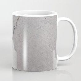 cracked concrete texture - cement stone Coffee Mug