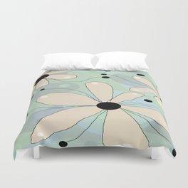 FLOWERY ASTA  / ORIGINAL DANISH DESIGN bykazandholly Duvet Cover