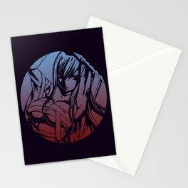 ERZ Circle Stationery Cards