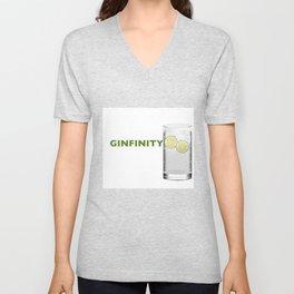Ginfinity Unisex V-Neck