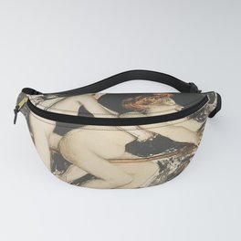 WITCHES - JEAN VEBER  Fanny Pack