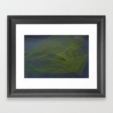 Into The Blue 1 Framed Art Print