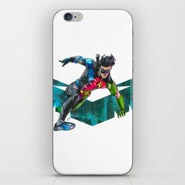 Nightwing : Robin Legacy iPhone Skin