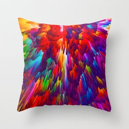 Treacherous Betrayal Throw Pillow