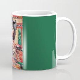 Amour rouge corail Coffee Mug