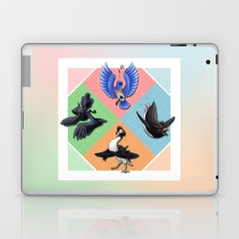The Birds of Ness Laptop & iPad Skin
