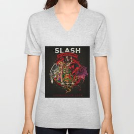 slash and myles kennedy Unisex V-Neck