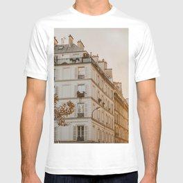 Sunset in Paris T-shirt
