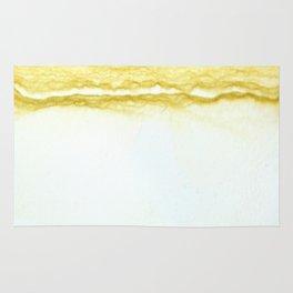 Yellow Surf Rug