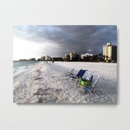 Marco Island Metal Print