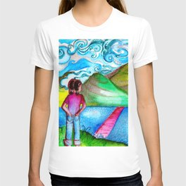 The Road From Childhood T-shirt