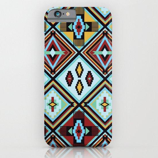 NATIVE AMERICAN PRINT iPhone & iPod Case