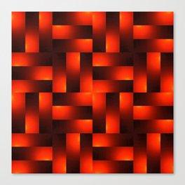 Doors of perception Canvas Print